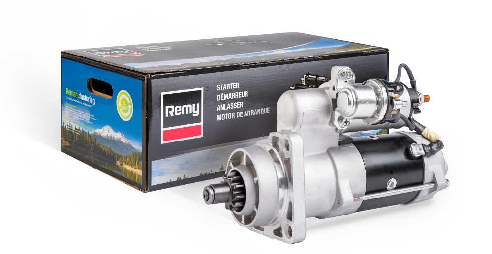 Remy Remanufactured